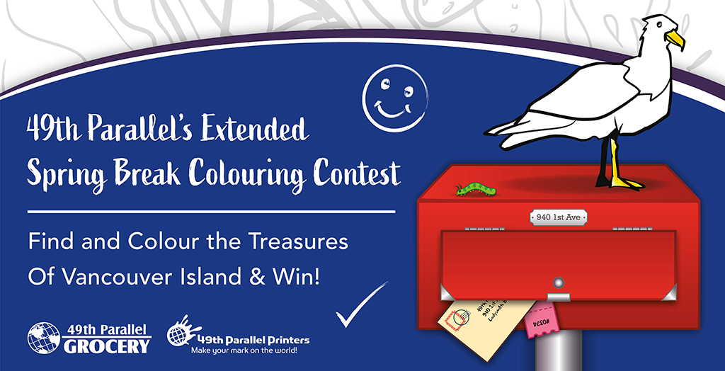Colouring Contest – Download Samples!